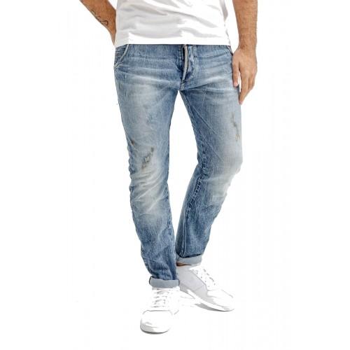 c007f18d8741 Edward Jeans 19.1.1.84.008 Napier-216 Denim Blue