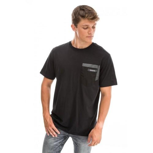 Edward Jeans 18.1.1.01.126 BENTLEY-PR T-SHIRT Black