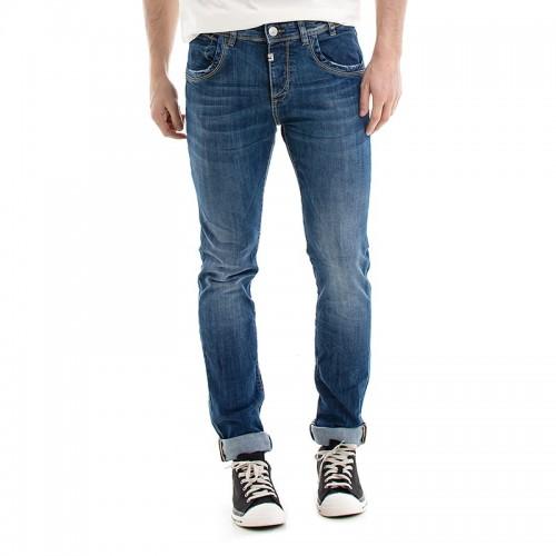 4ba7796a00d4 Edward Jeans 19.1.1.84.000 Hanz-4203 Denim Blue